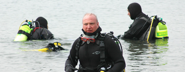 opleiding dive master